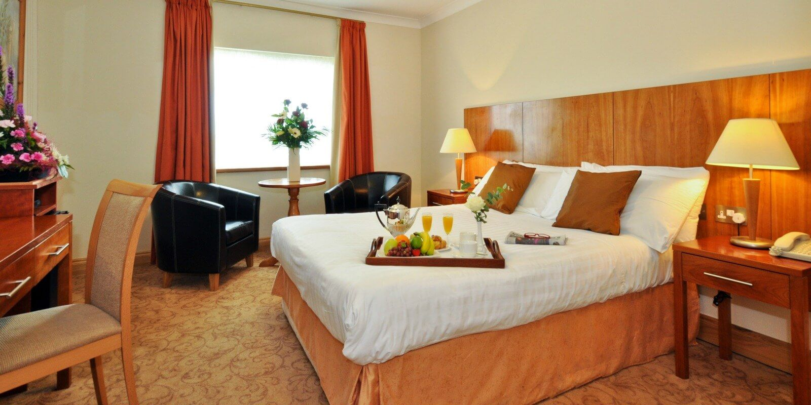 Double Room at Broadhaven Bay Hotel