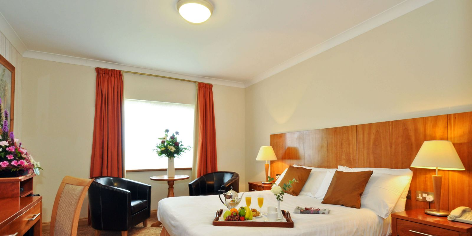 Double Room Broadhaven Bay Hotel